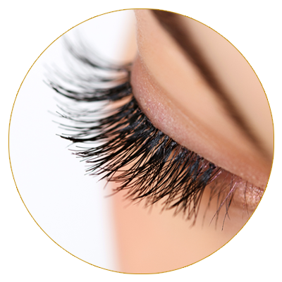 Eye makeup remover safe for lash extensions